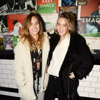 Suki Waterhouse and Immy Waterhouse