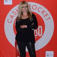 Jo Wood in Milan
