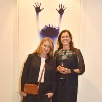 Anya Hindmarch and Nicky Carter
