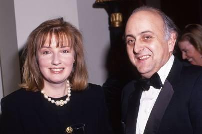 Mrs Bob Best and Bob Best