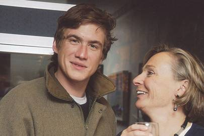 Hugo Wilson and Mrs Henry Llewellyn