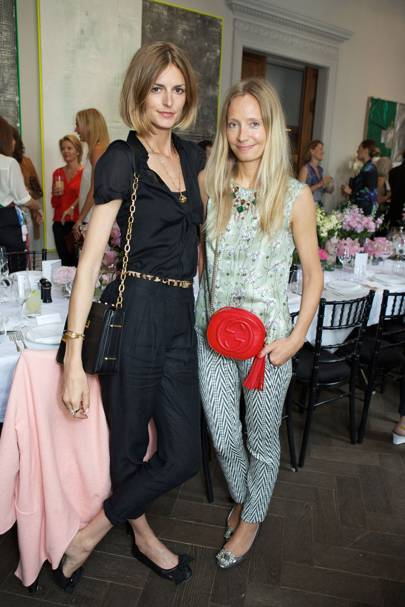 Jacquetta Wheeler and Martha Ward