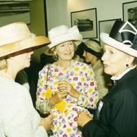 Lady Nicholas Gordon-Lennox, Lady Pilkington and The Duchess of Richmond and Gordon