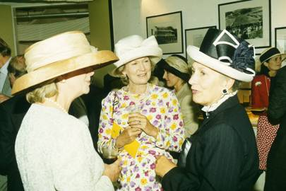 Lady Nicholas Gordon-Lennox, Lady Pilkington and The Duchess of Richmond and Gordon