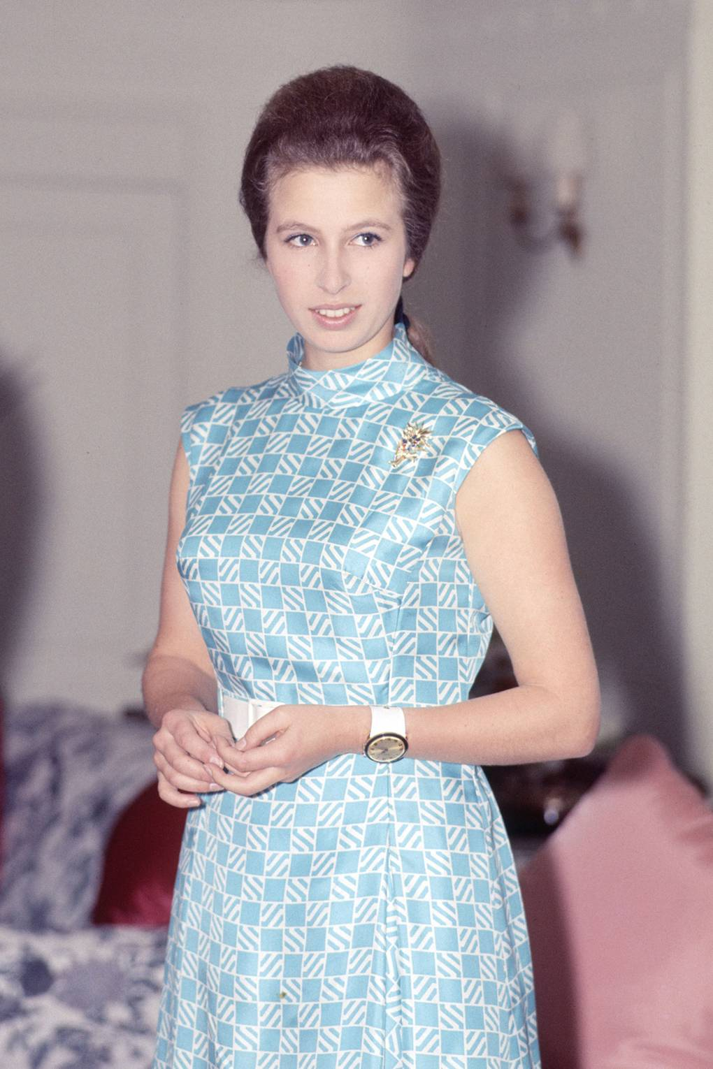 Princess Anne in pictures: young Princess Anne | Tatler