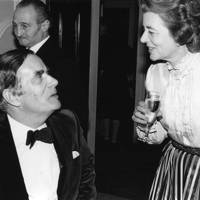 Viscount Ingleby and the Hon Mrs Dawnay