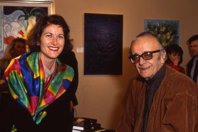 Michelle Doughty and Larry Adler