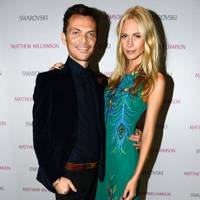 Matthew Williamson and Poppy Delevingne
