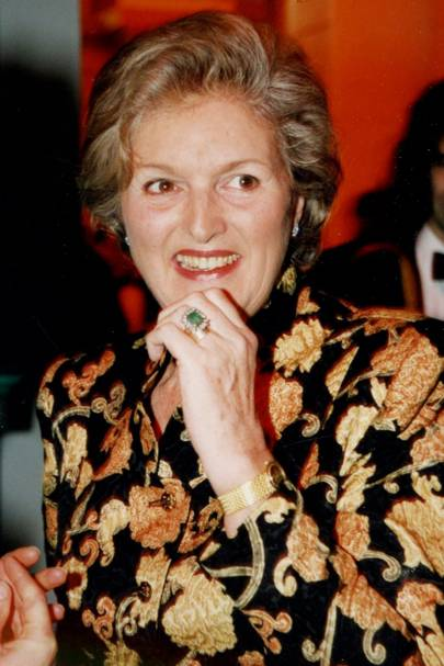 Mrs Michael Heseltine