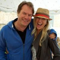 John Hitchcox and Jenny Halpern Prince