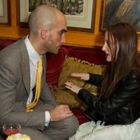 Drummond Money-Coutts and Rosie Fortescue