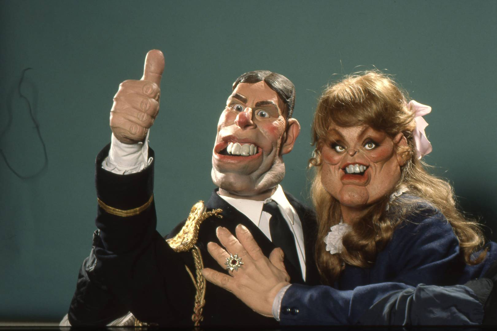 Spitting Image To Return Featuring The Sussexes Prince Andrew And Dominic Cummings Tatler