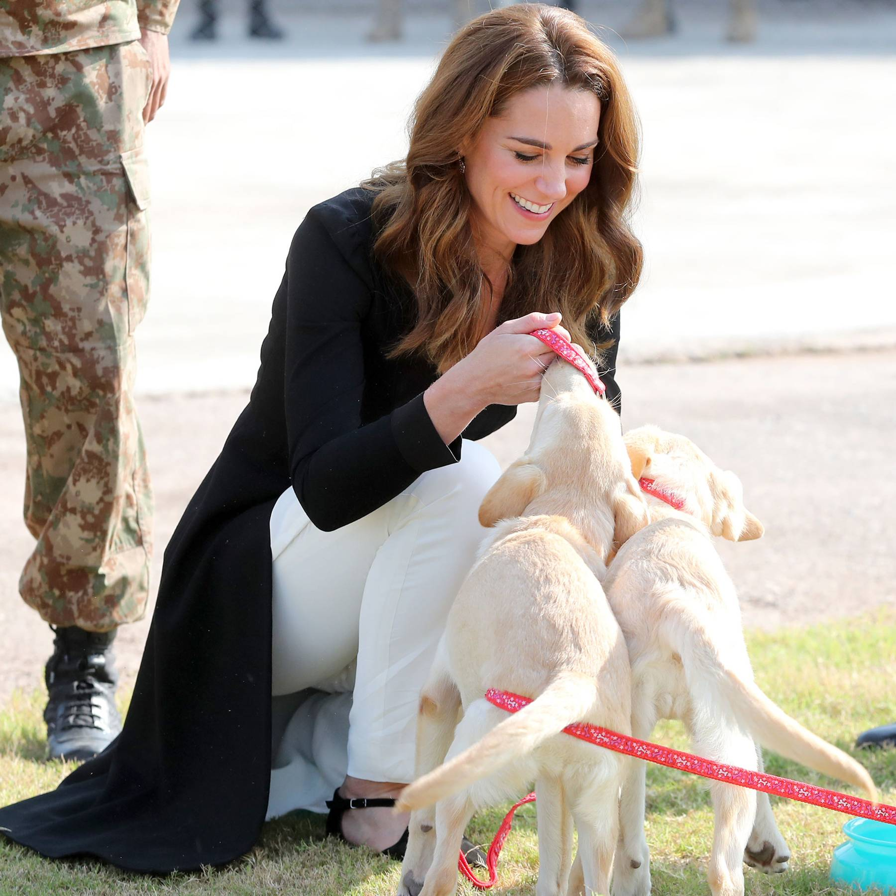 The Duke and Duchess of Cambridge's Royal Tour of Pakistan in pictures