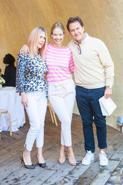 Fiona Leahy, Marissa Hermer and Tom Konig