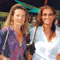 Mrs Bertrand Coste and Mrs Jean Marcfraysse