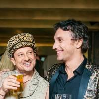 Douglas Cunningham and Luke Brancaccio