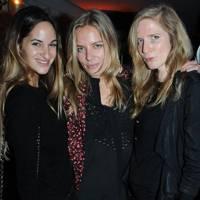 Kimi Hammerstroem, Silje Vallevik and Daniela Felder