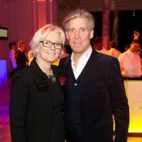 Jo Malone and Gary Wilcox