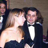Princess Lavinia of Yugoslavia and John Kennedy