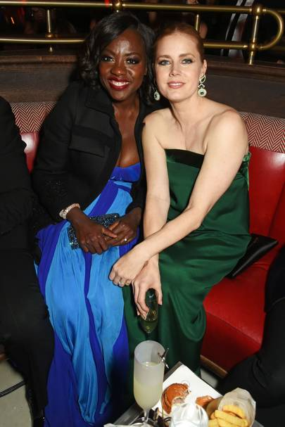 Viola Davis and Amy Adams