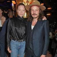Sara Gilmour and Gus Robertson