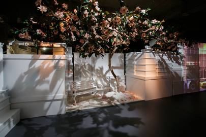 The Tiffany & Co. immersive experience