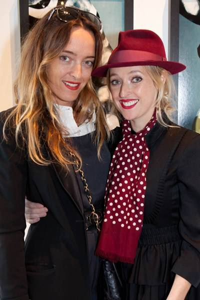 Alice Temperley and Matilda Temperley