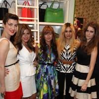 Izzy Lawrence, Zoe Hardman, Deborah Lloyd, Zara Martin and Jade Williams