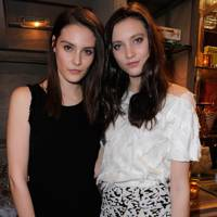 Charlotte Wiggins and Matilda Lowther