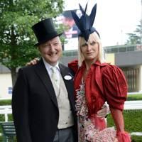 Stephen Jones and Virginia Bates