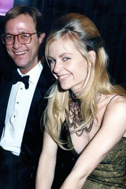 Basil Mavroleon and Mrs Donald Mactaggart