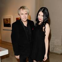 Nick Rhodes and Nefer Suvio