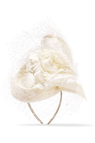 Philip Treacy headpiece