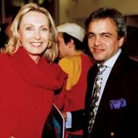 Mrs Ghislaine le Jeune and Baldassara la Rizza