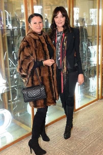 Fran Cutler and Annabelle Neilson