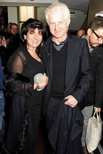 Emma Freud and Richard Curtis