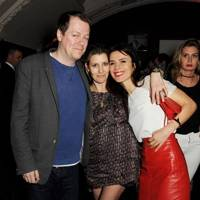 Tom Parker Bowles, Sara Parker Bowles and Lara Bohinc