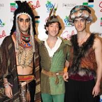 Sal Lahoud, Oren Bass and Karim Lahoud