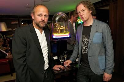 Chris Bracey and Christian Furr