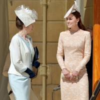 The Princess Royal and The Duchess of Cambridge