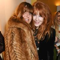 Kim Sion and Charlotte Tilbury