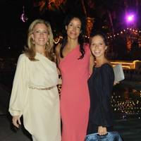 Simone Levinson, Kim Heirston and Courtney Kremers