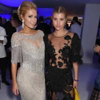 Paris Hilton and Sofia Richie