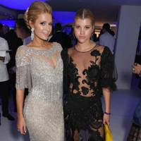 Paris Hilton and Sofia Richie