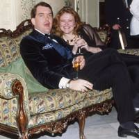 Christopher Tate and the Hon Laura Sandys