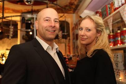 Darren Makarem and Naomi Pitts