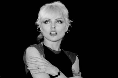 Debbie Harry of Blondie