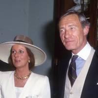 Lady Serena Bridgeman and Richard Fallowfield