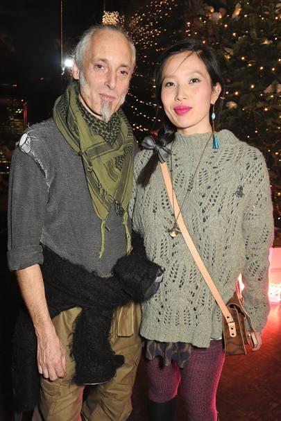 Ben Westwood and Tomoka Westwood