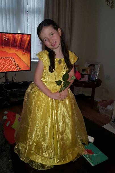 Olivia McDonald as Belle